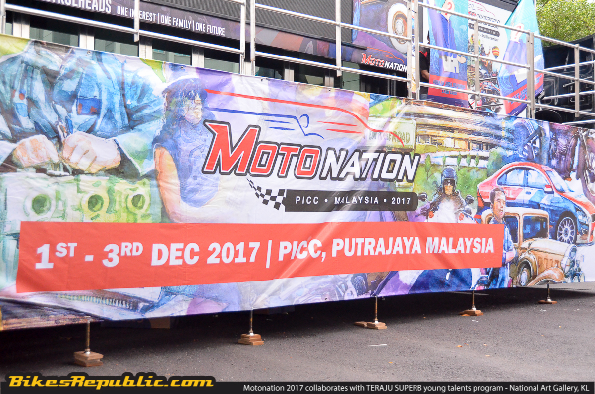 Motonation wants to take the best Malaysian custom bike builder to Germany!