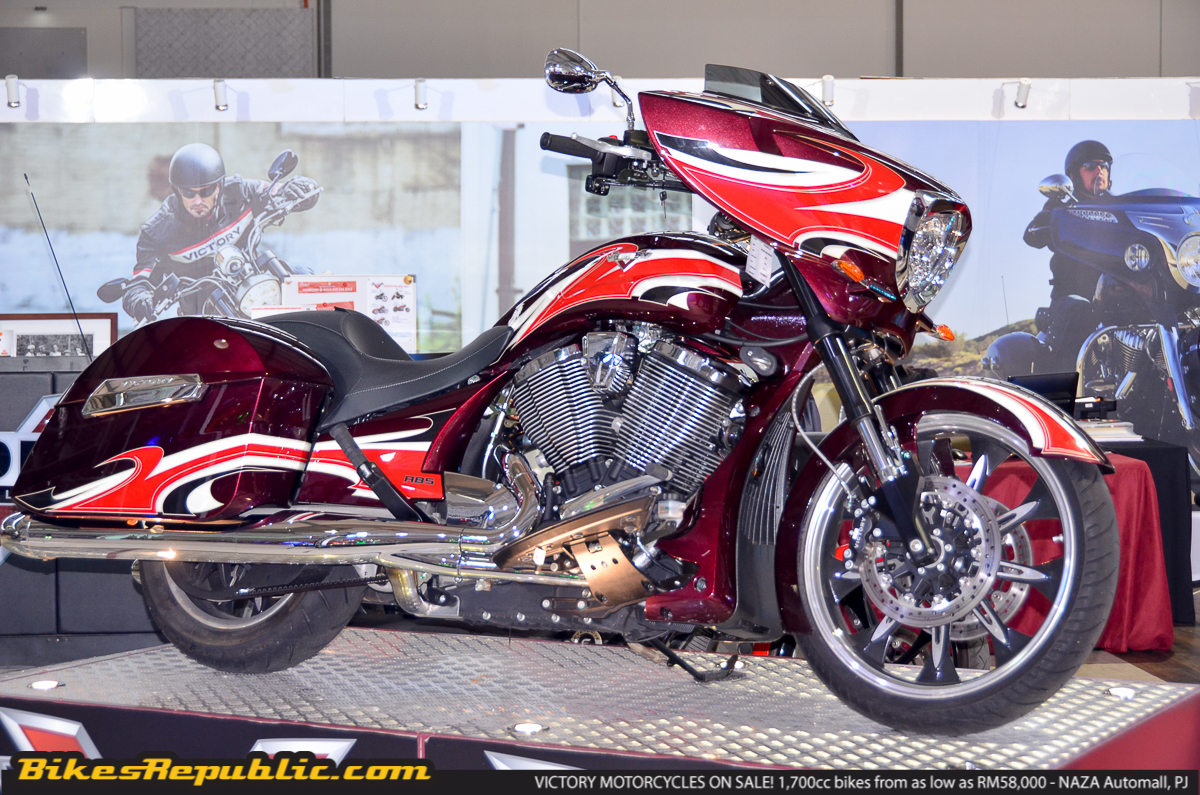Victory Motorcycles On Crazy Sale 1 700cc Bikes From As Low As