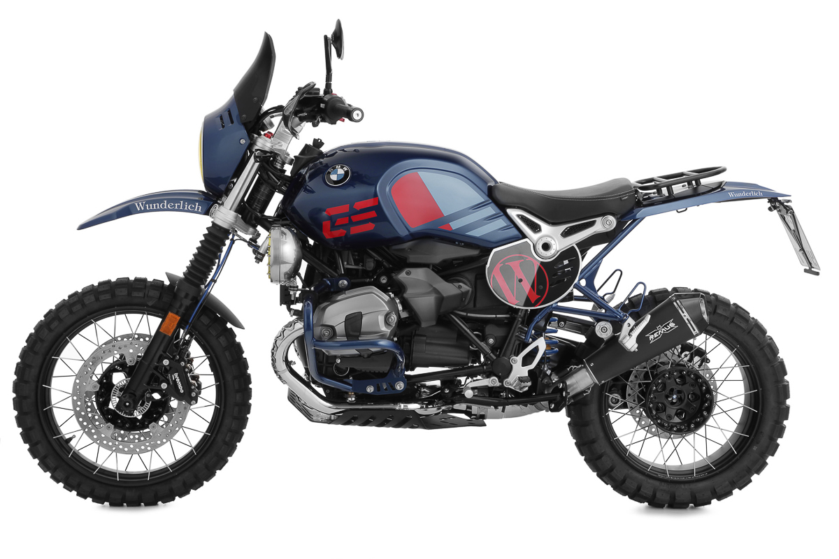 Check out this Wunderlich BMW R nineT Urban G/S Scrambler ...
