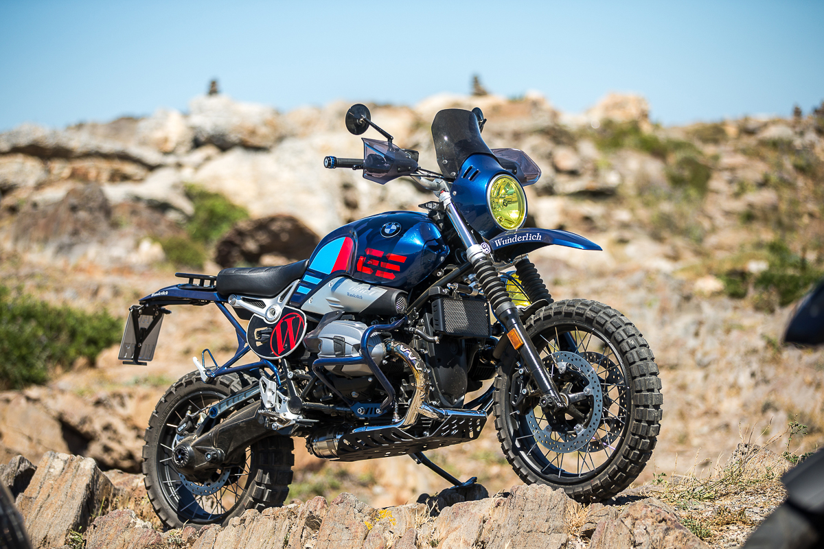 2018 bmw r ninet urban g s. delighful urban wunderlich a company that prides themselves in making custom accessories  for bmw motorrad bikes has come up with the beautiful wunderlich r ninet urban  intended 2018 bmw r ninet urban g s