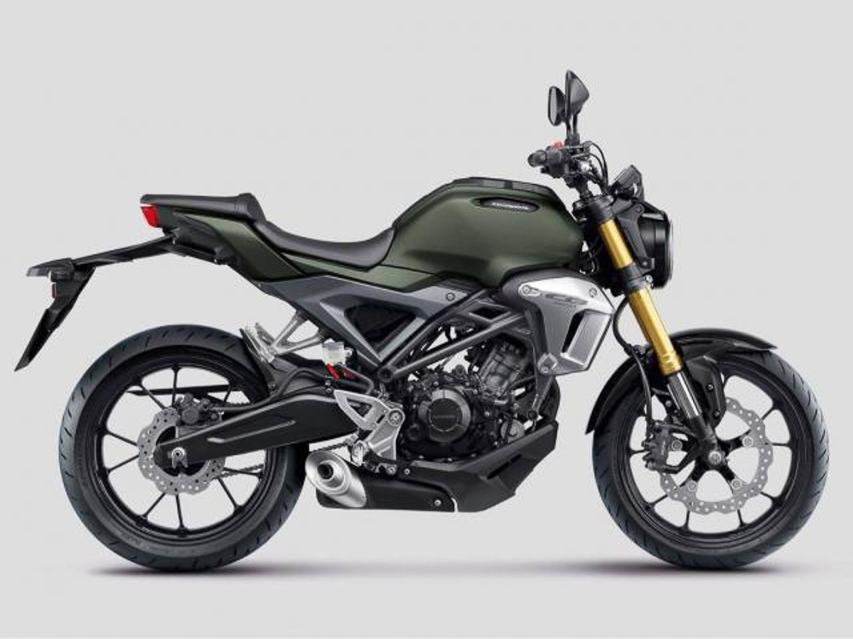 Honda Thailand Launches 2017 Honda Cb150r Exmotion From