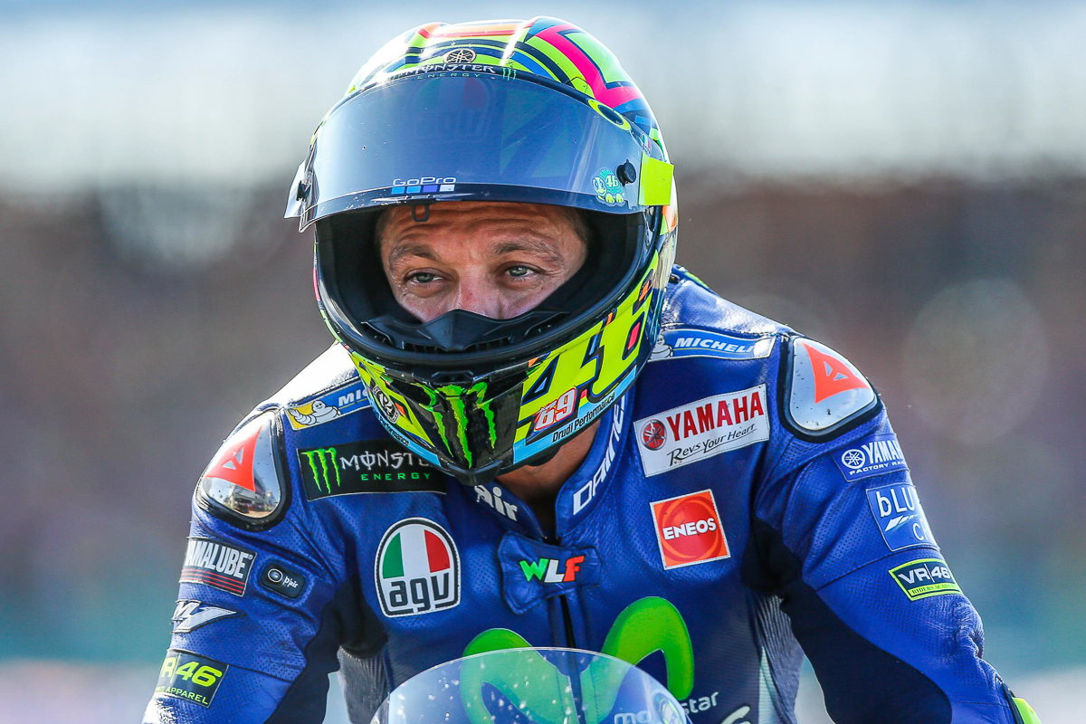 motogp valentino rossi will miss home race this weekend. Black Bedroom Furniture Sets. Home Design Ideas
