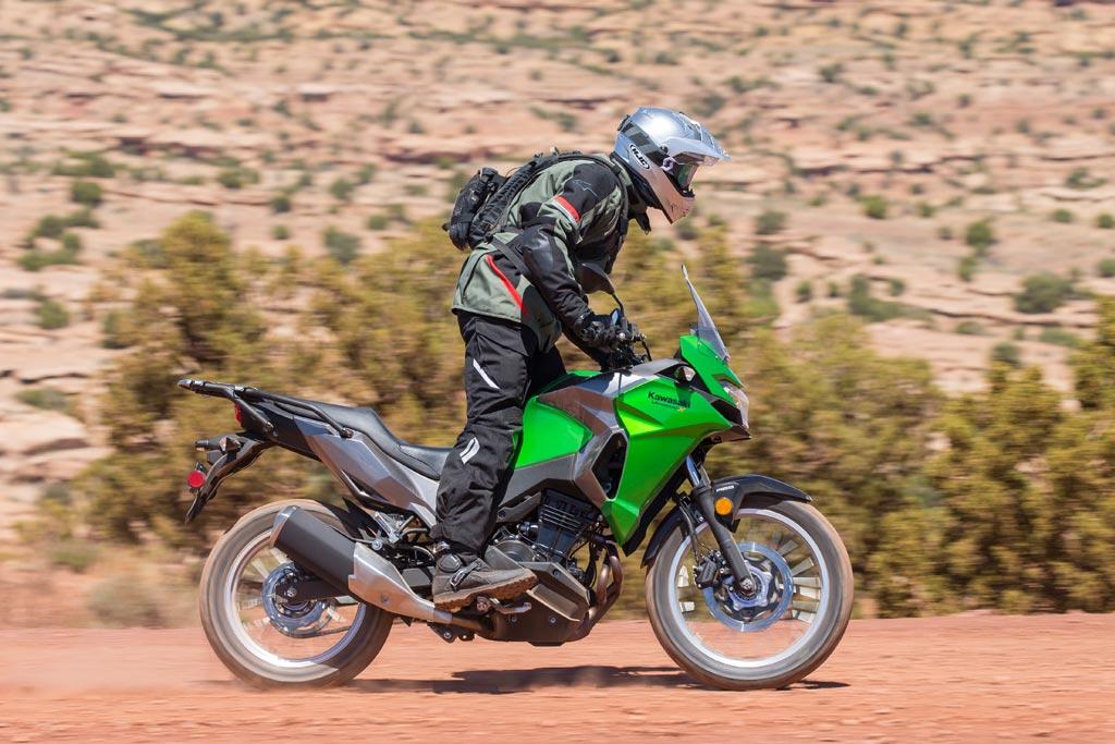 Kawasaki X Ride Plate