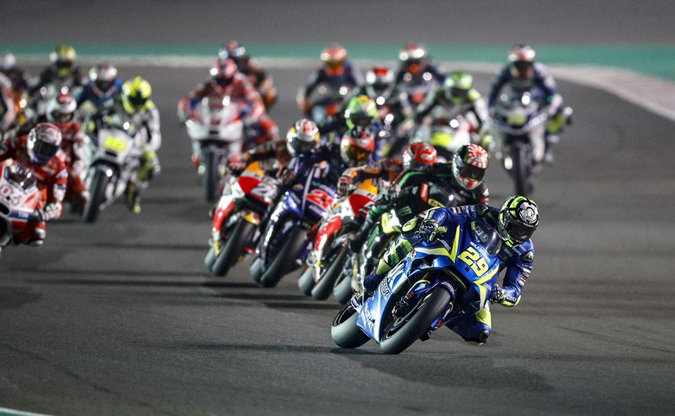 the provisional 2018 motogp championship calendar has been published