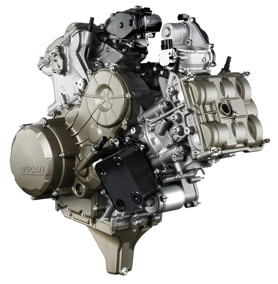Ducati L Twin Motor