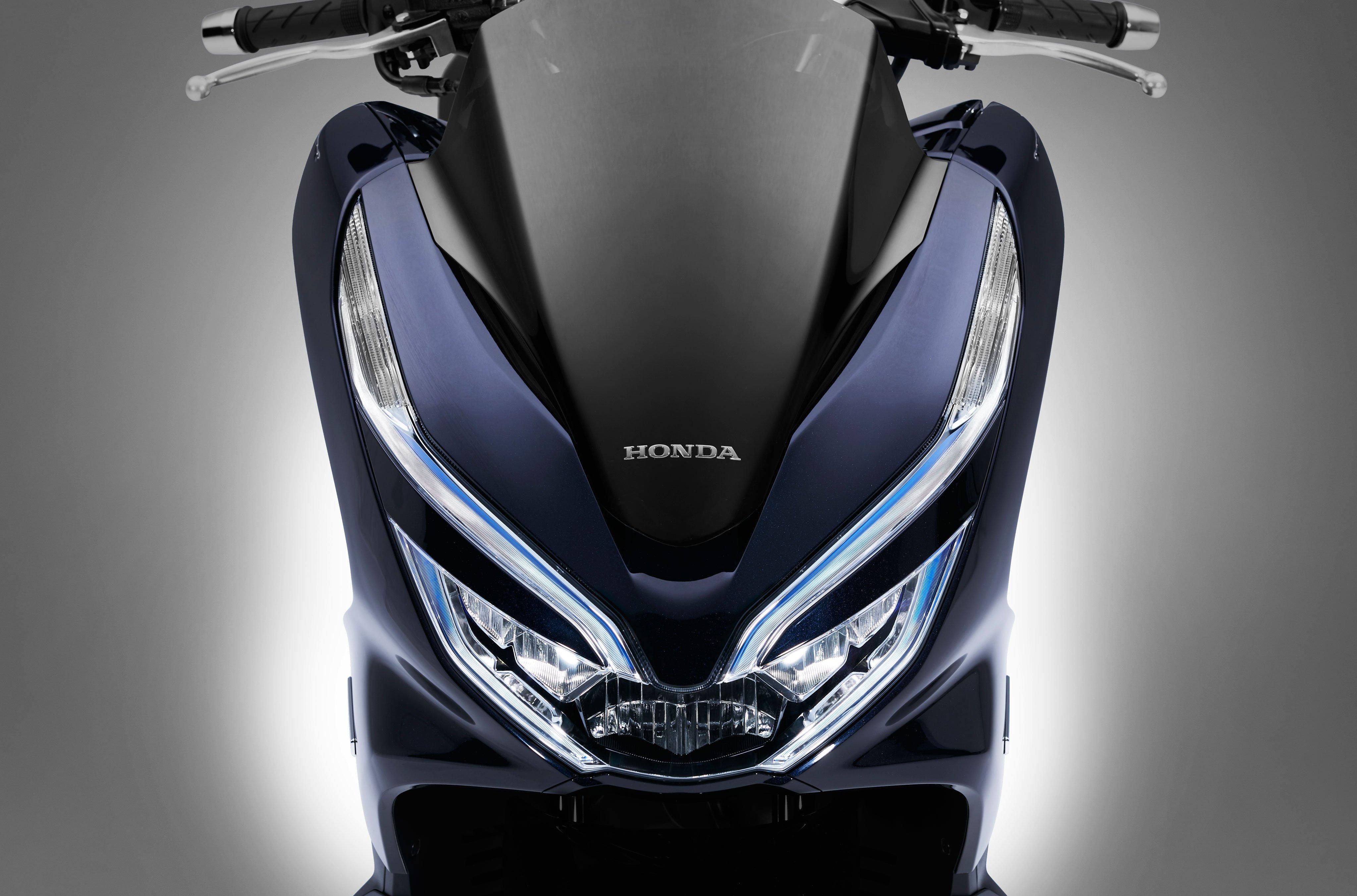 Honda PCX Electric and PCX Hybrid Unveiled - BikesRepublic