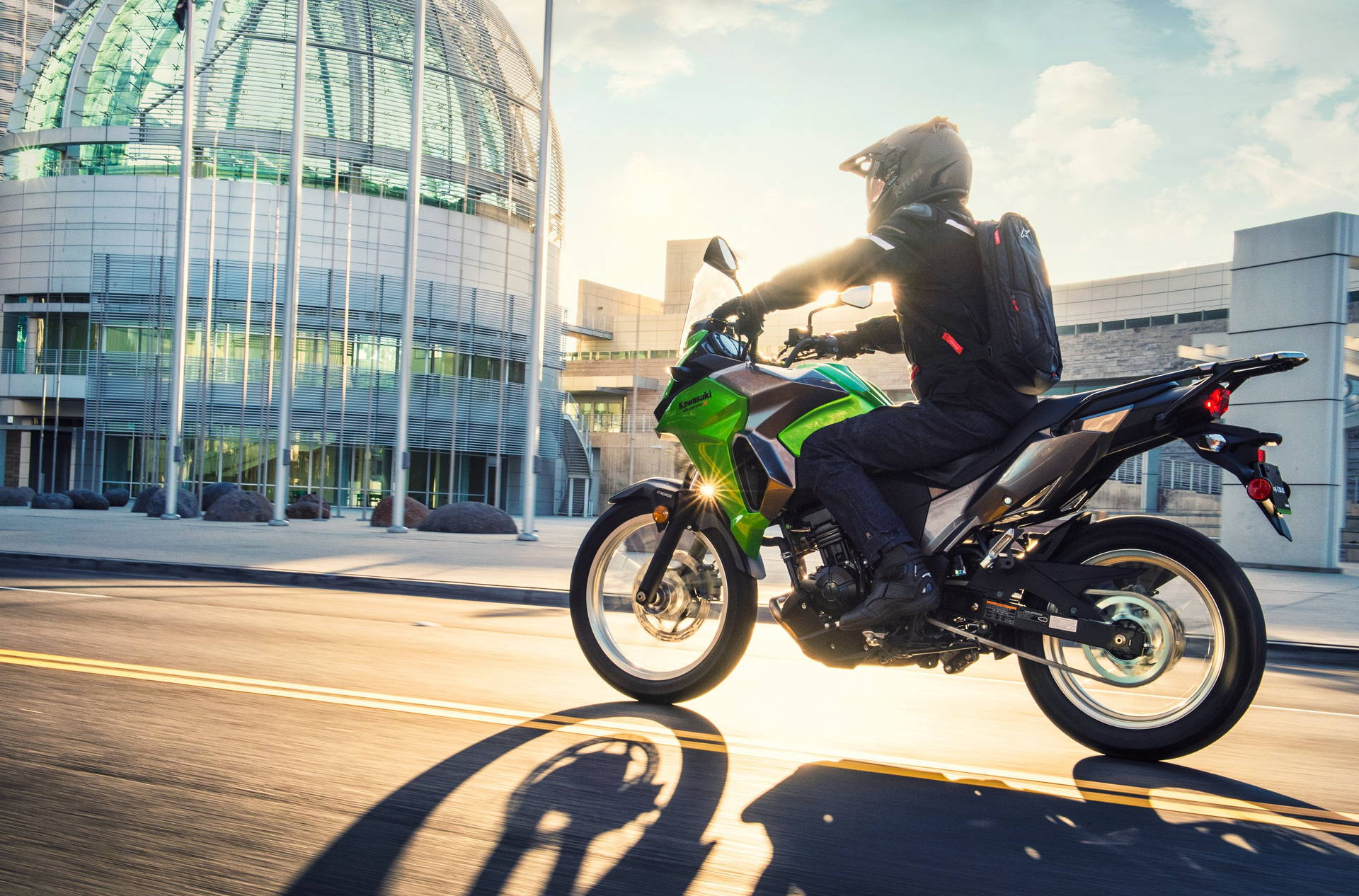 Kawasaki Versys X 250 Most Affordable Adventure Bike For