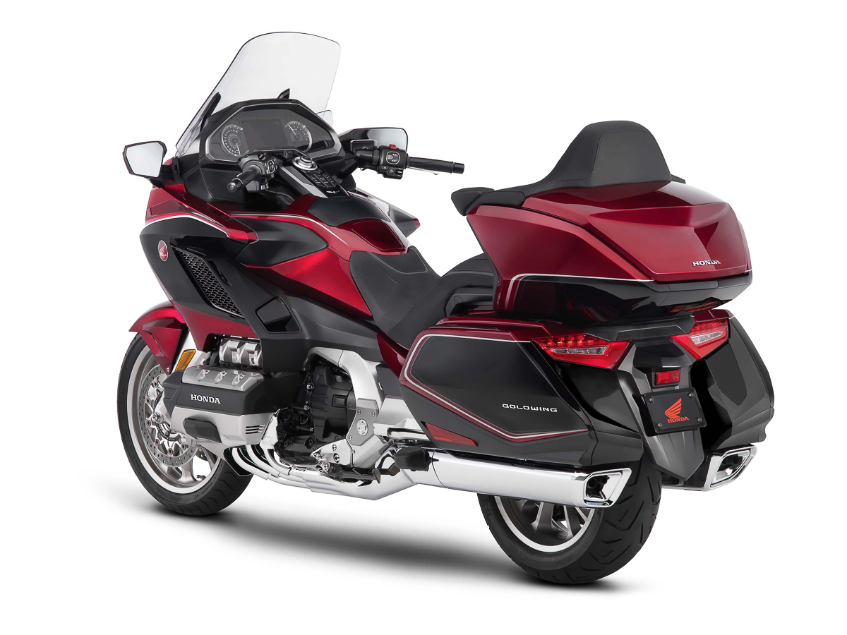 2018 Honda Gold Wing officially unveiled – From $23,500 ...