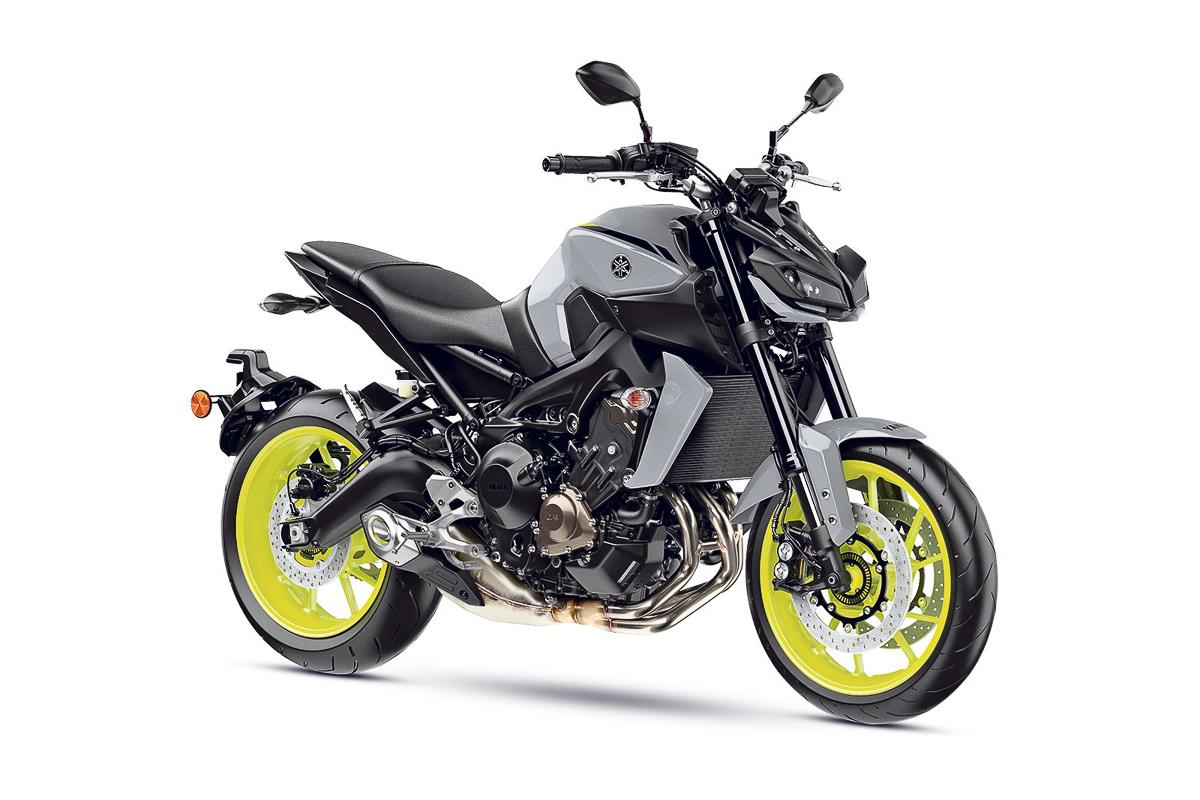 Yamaha Mwt  Production