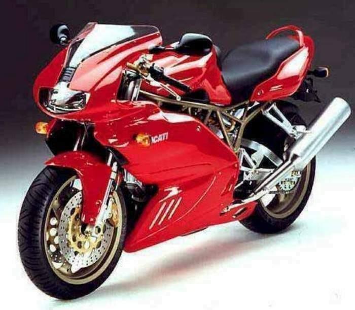 Ducati 900SS 98 7
