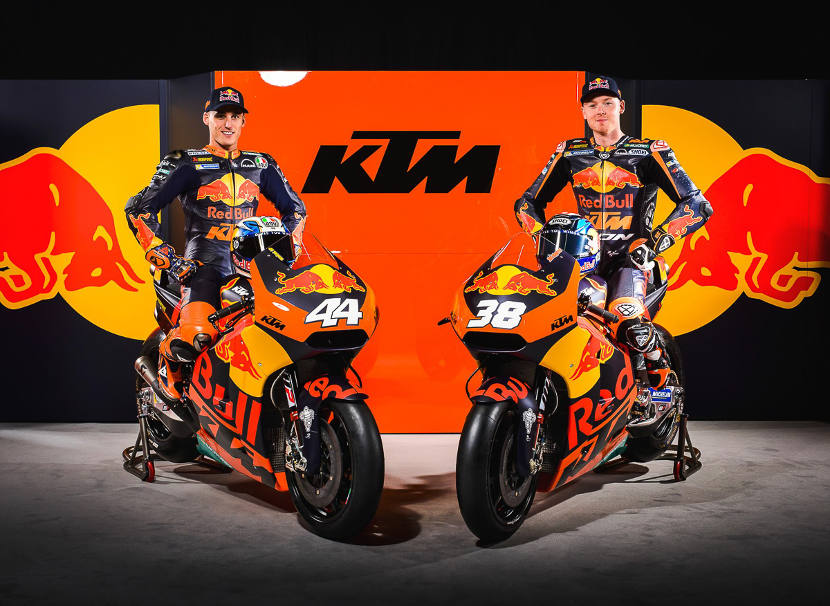 MotoGP: KTM confirms both Bradley Smith and Pol Espargaro for 2018 - BikesRepublic