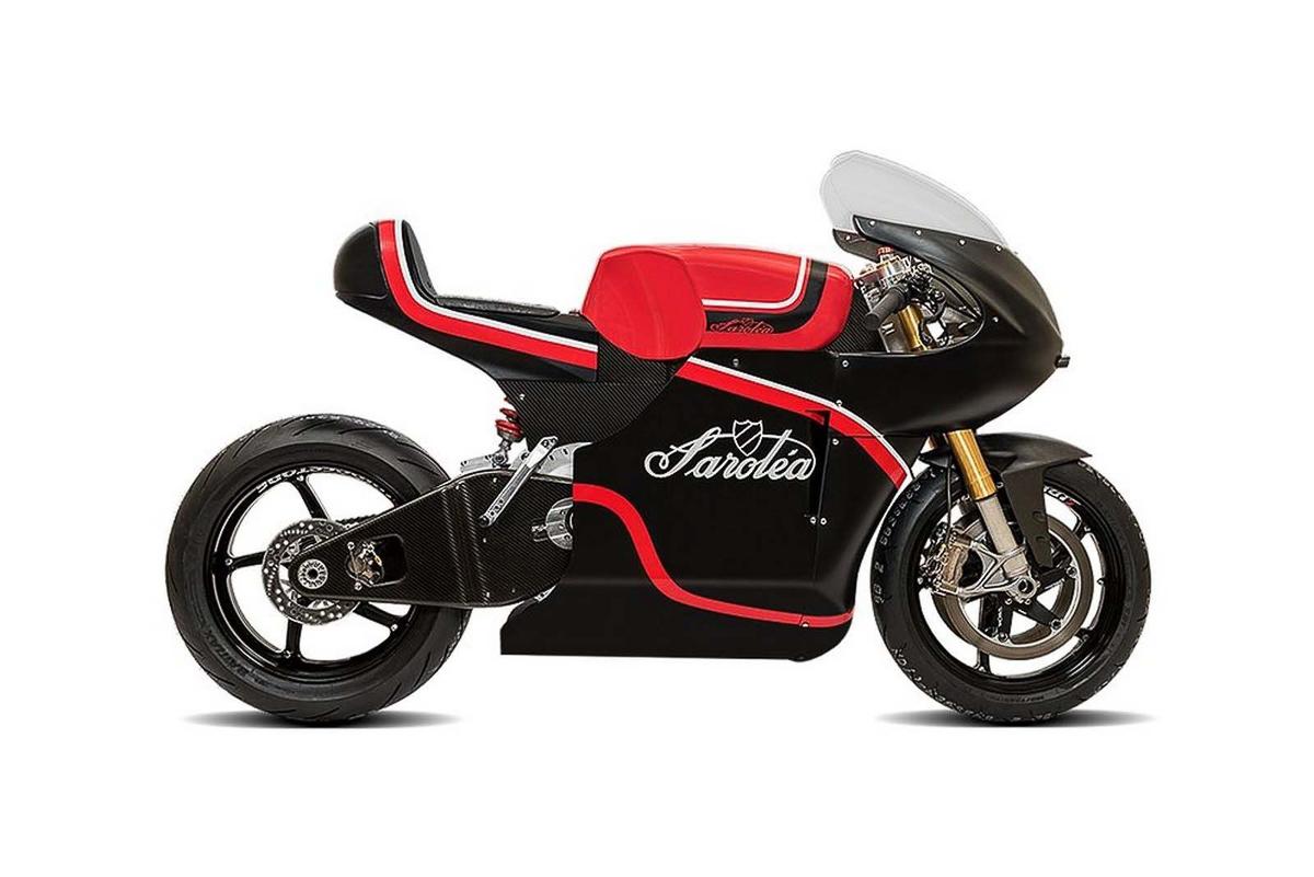 Sarolea SP7 – The 2019 ELECTRIC MotoGP bike? - BikesRepublic