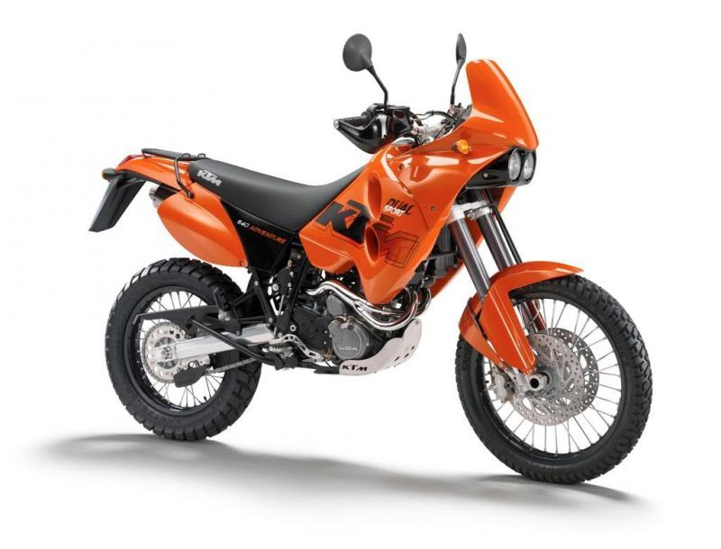 Ktm Adventure Touring Motorcycles