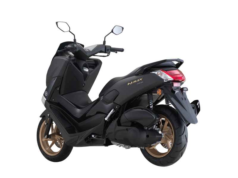new colours for the yamaha nmax bikesrepublic. Black Bedroom Furniture Sets. Home Design Ideas