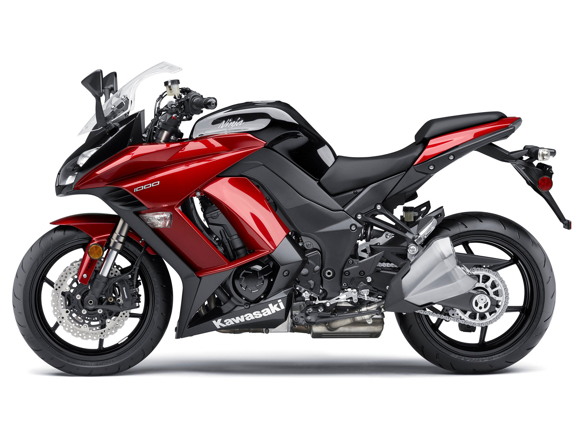 This Particular Motorcycle Takes The Best Performance Of Ninja Series And Fine Tuned Entire Package To Make It More Suitable For Long Tourers
