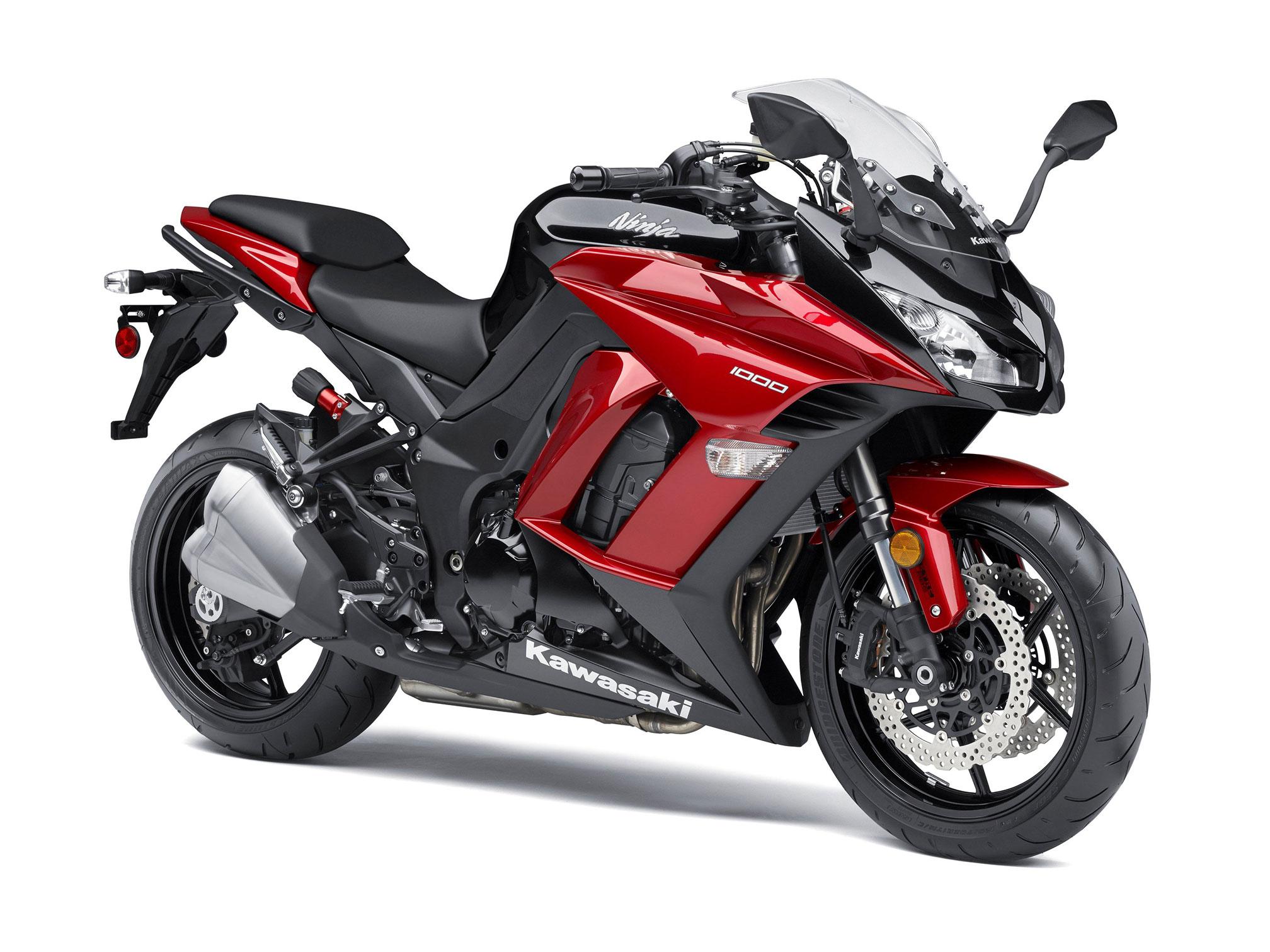 Kawasaki Ninja 1000 ABS (RM87,880)