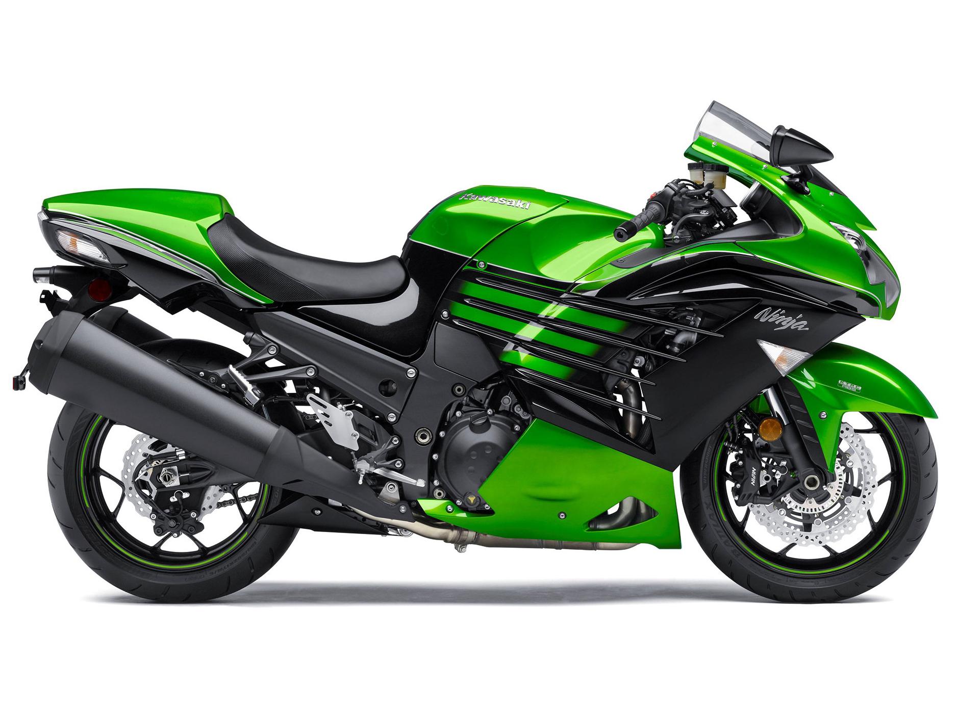 Kawasaki Ninja ZX-14R ABS (RM127,689)