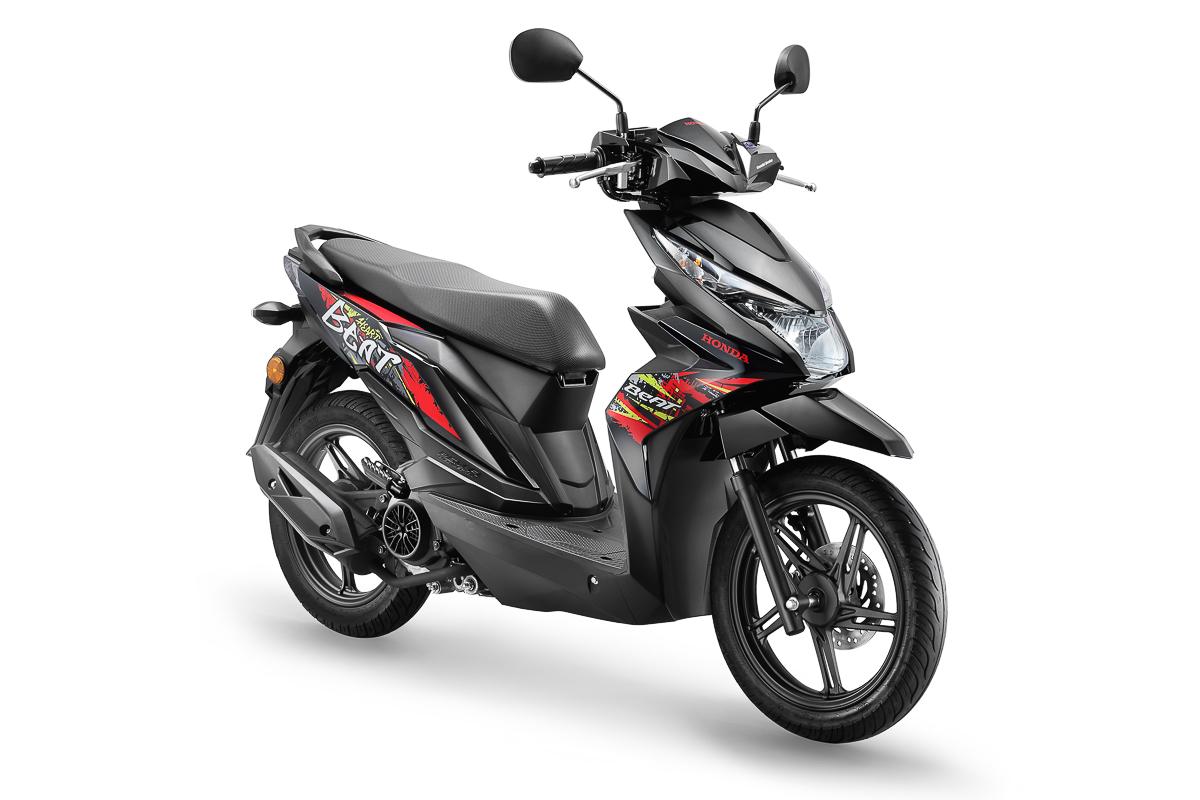 2017 Honda Beat Scooter 3 Bikesrepublic