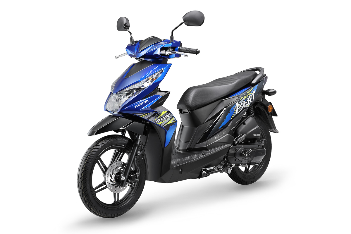Boon Siew Honda Launches Updated 2017 Honda Beat Rm5 724