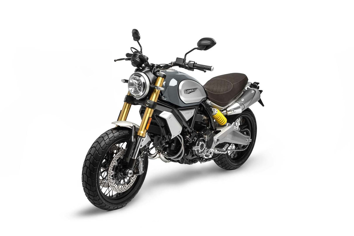 New Ducati Scrambler Price