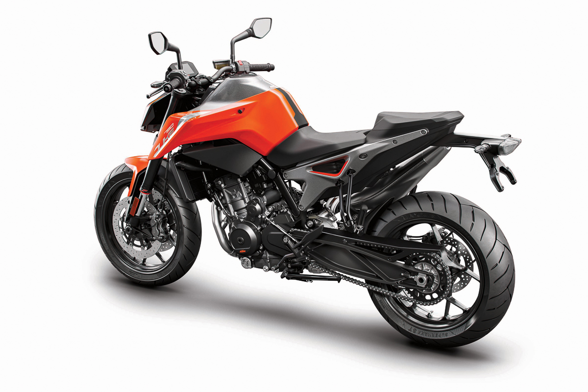 2018 ktm 790 duke launched at eicma 2017 meet the. Black Bedroom Furniture Sets. Home Design Ideas