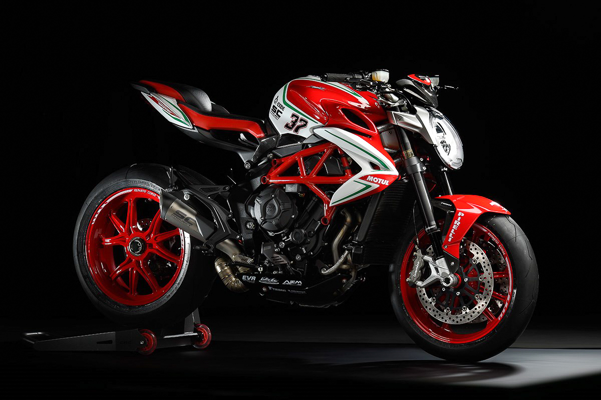 2018 mv agusta brutale 800 rc unveiled bikesrepublic. Black Bedroom Furniture Sets. Home Design Ideas