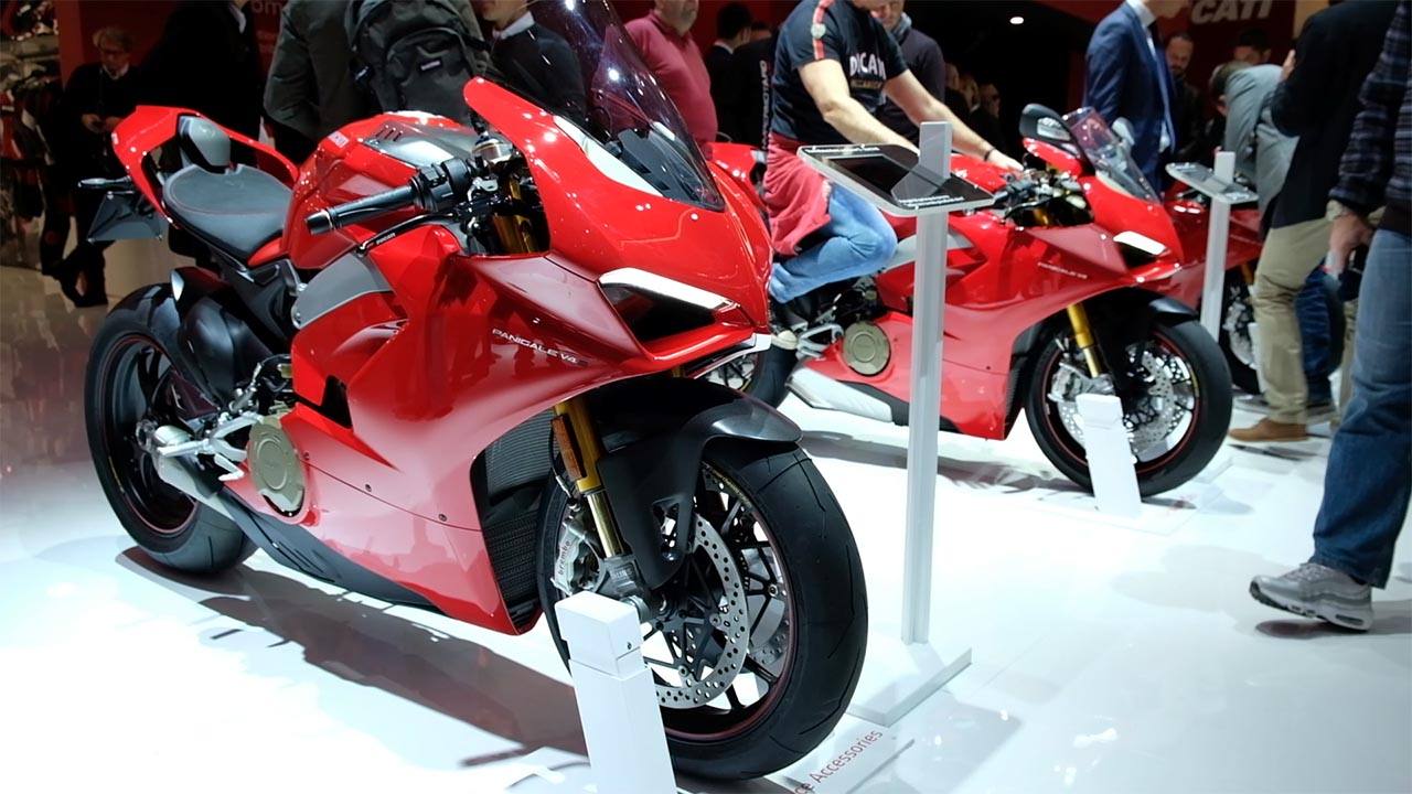 2018 Ducati Panigale V4 Price Revealed From 22 590 Rm110 182