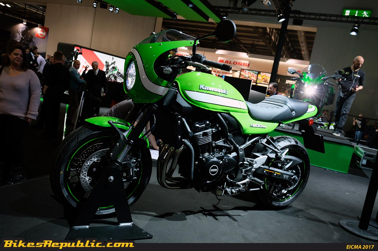 Upon Witnessing The Introduction Of Kawasaki Z900 RS And CAFE We Now Know That Good Things Take Time Come 2018 Itll Be Quite A Special