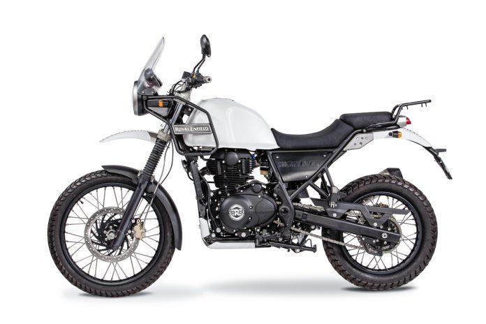 2018 Royal Enfield Himalayan 400cc Adventure Bike Rm18370