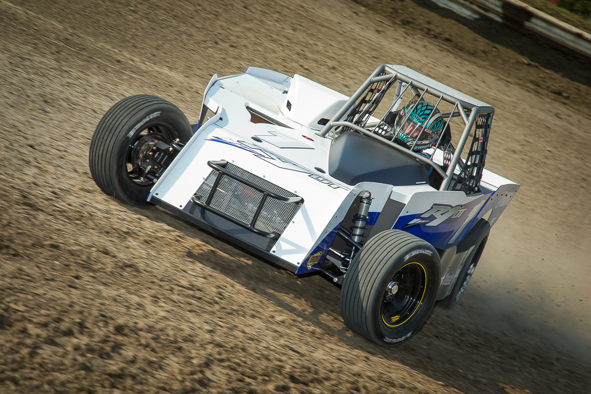 Dirt Track Race Cars: Check Out The Yamaha R1DT Dirt Track Racer!