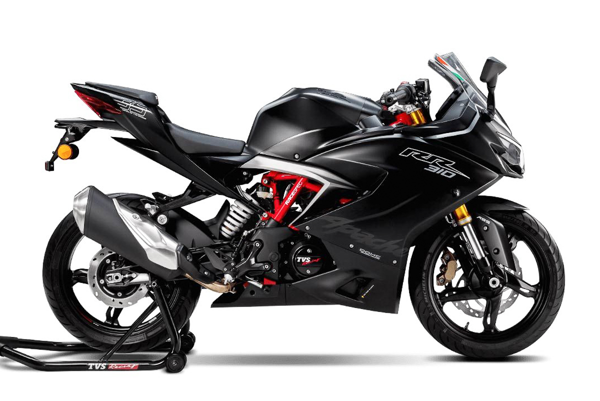 Check out the 2018 TVS Apache RR 310 from India – RM19,975 ...