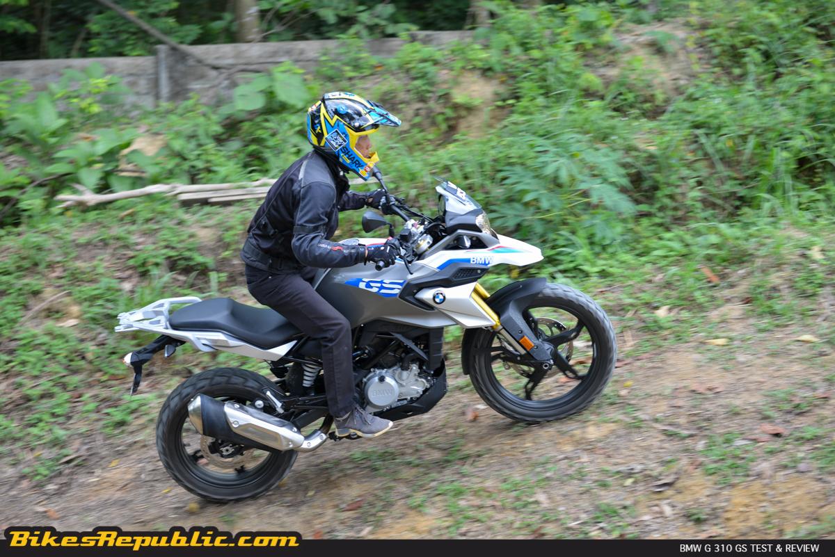 Bmw G 310 Gs Test Amp Review Bikesrepublic