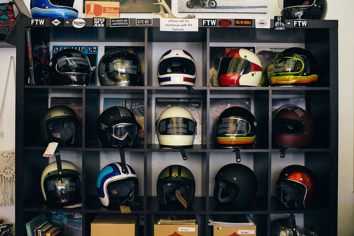Helmet Storage Shelf U2013 Courtesy Of Onthegrid.city