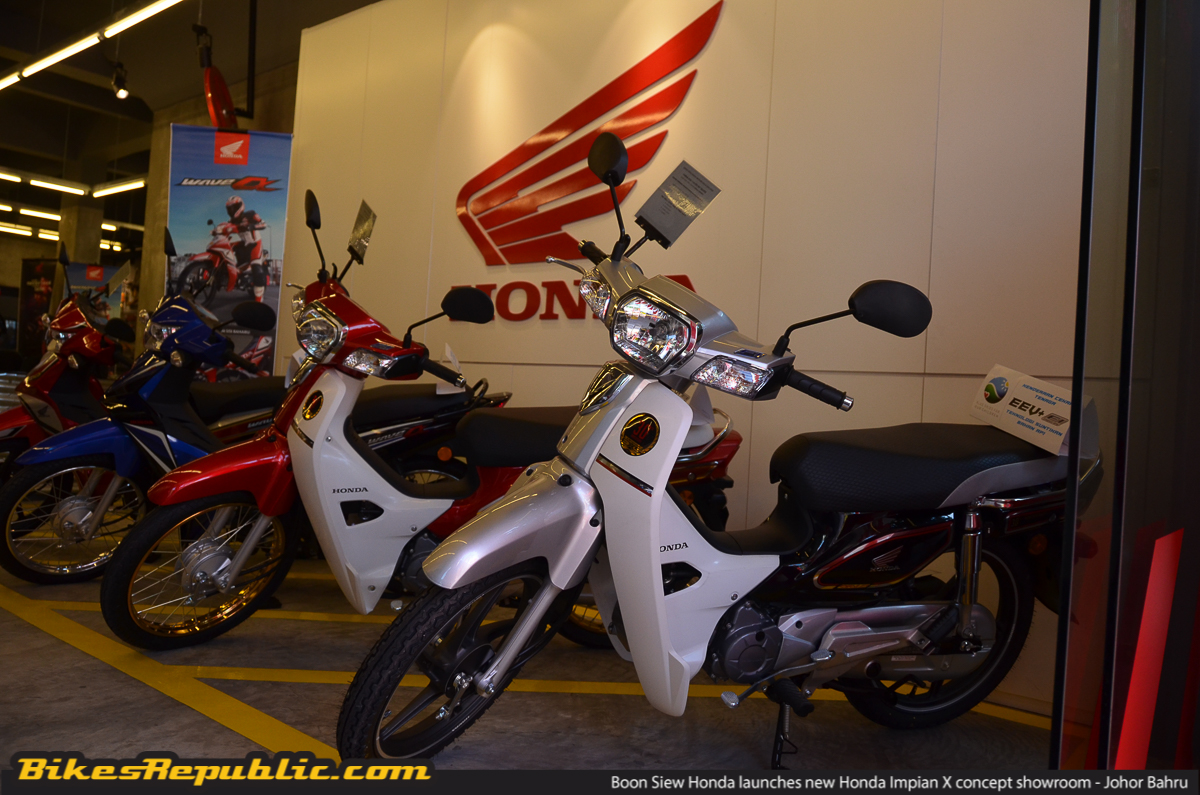 Honda Impian X Boon Siew Honda S First Major Step For