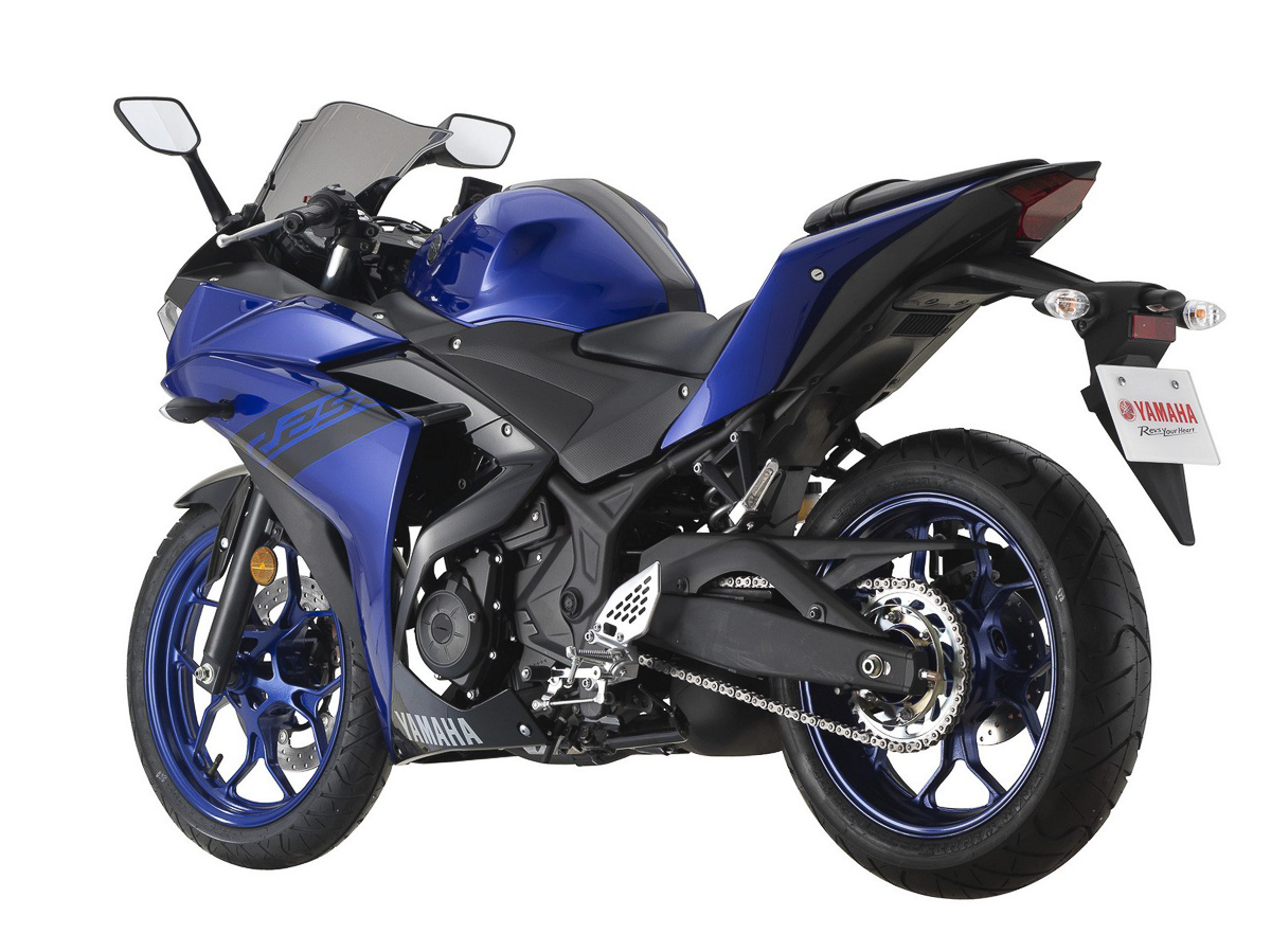 2018 Yamaha YZF-R25 updated with new colours – RM20,630 ...