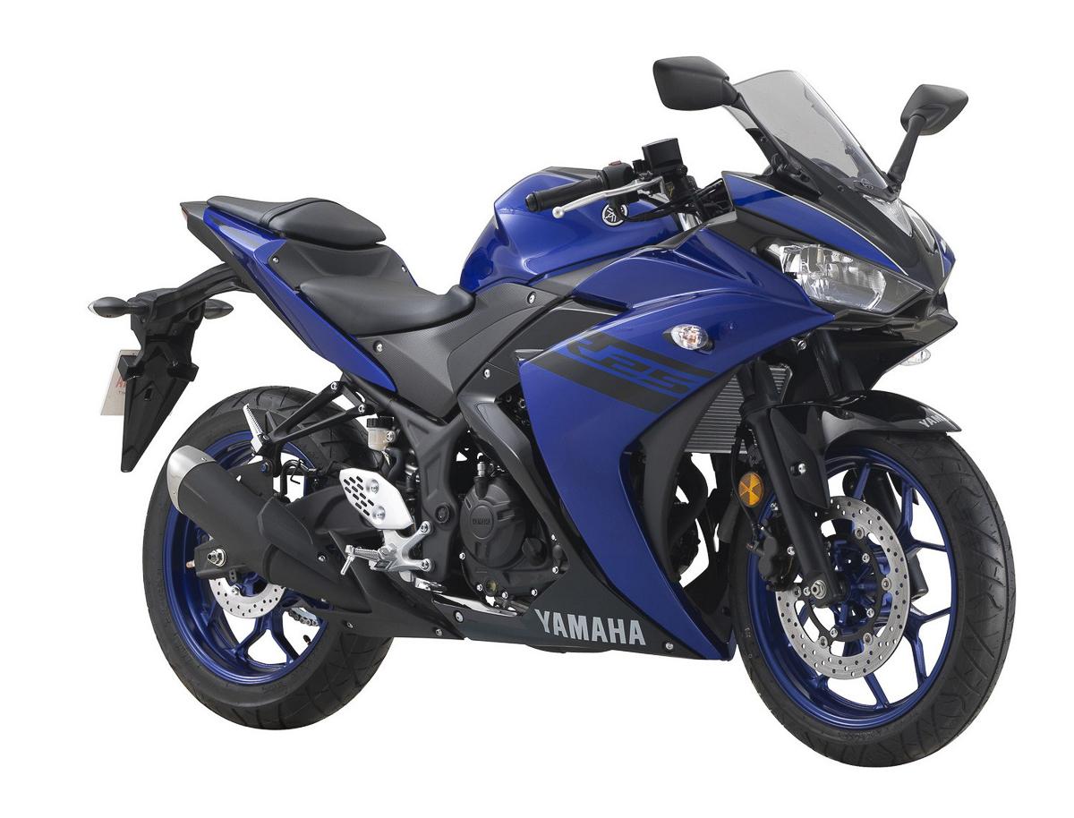 Yamaha R Wet Weight