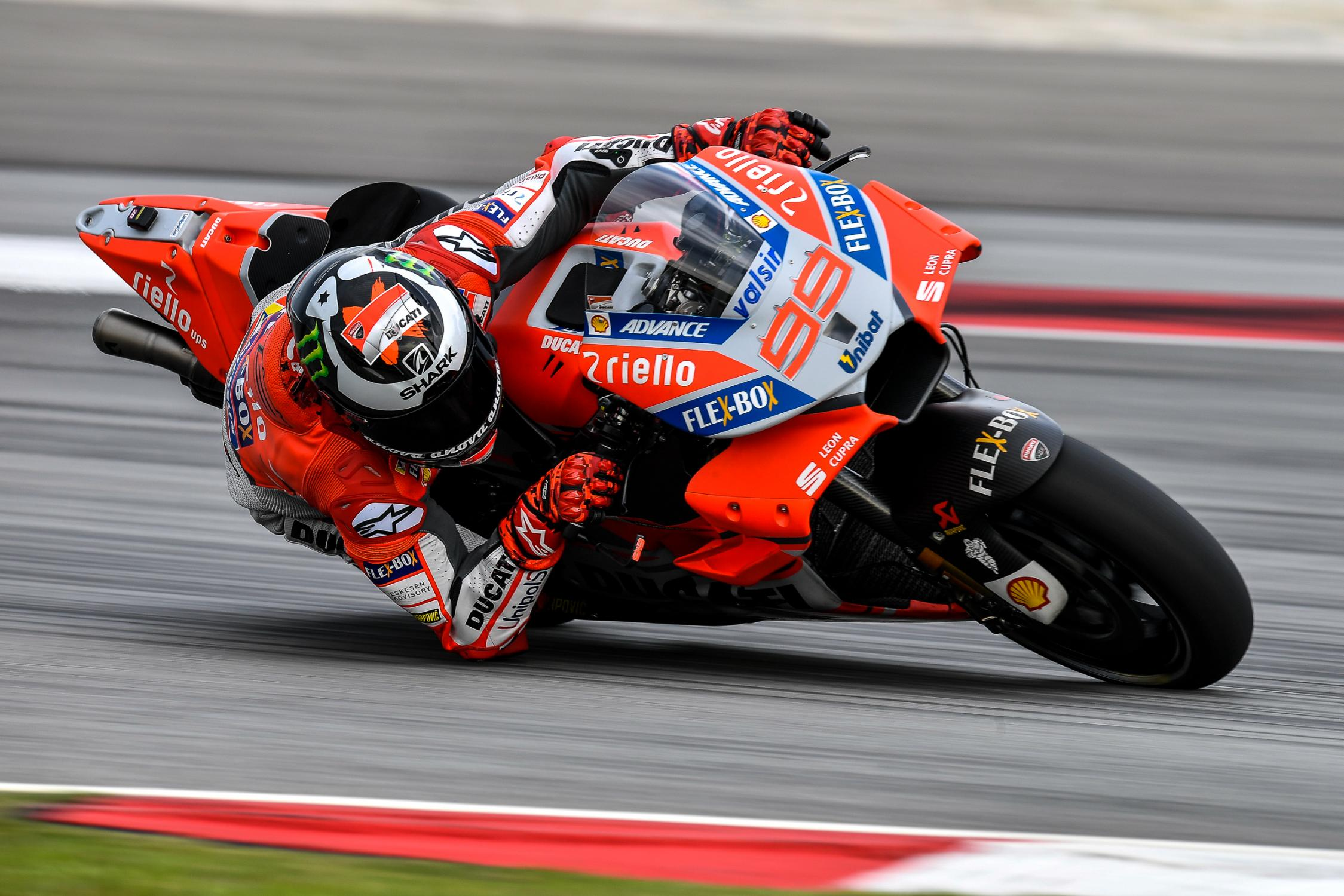 2018 Sepang Official Motogp Test Day Three Lorenzo Smashes Lap Record Before Midday Break