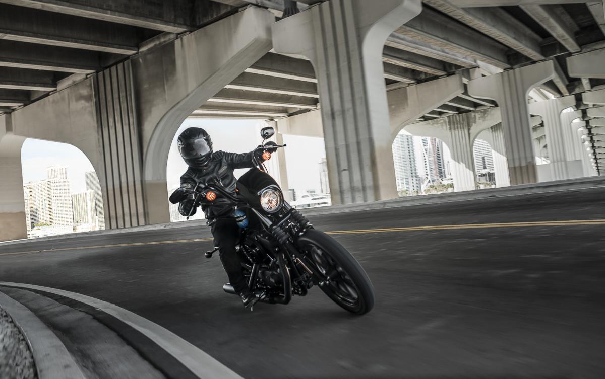 Harley Davidson Grosse Roue Logo