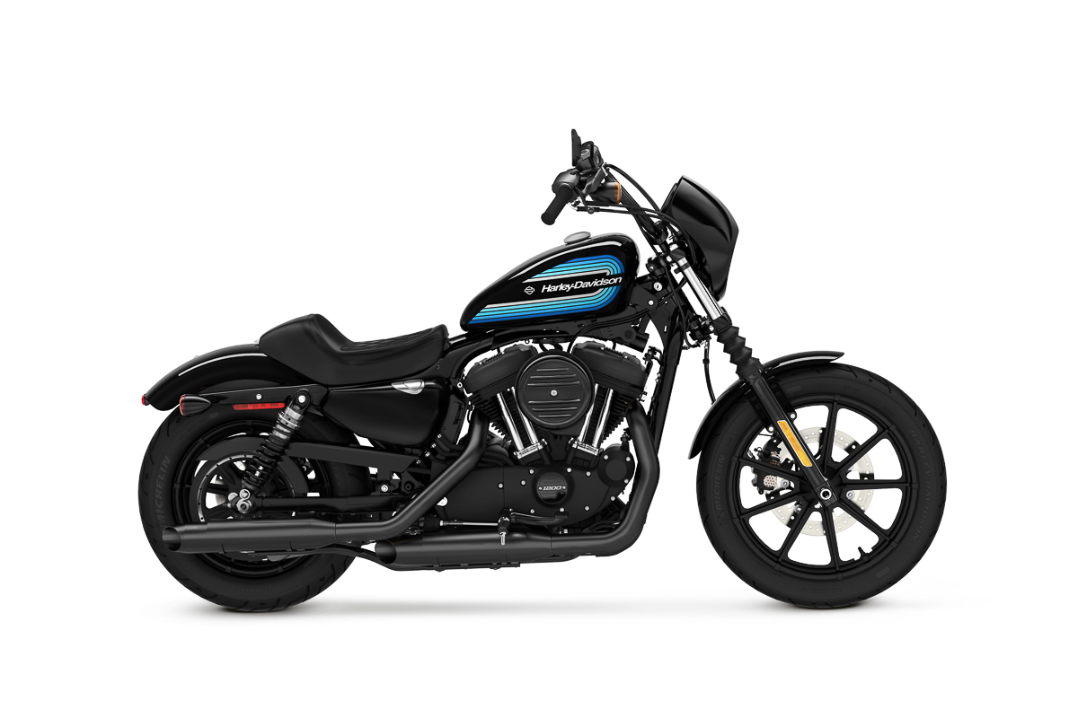 Harley Davidson Forty Eight  Black