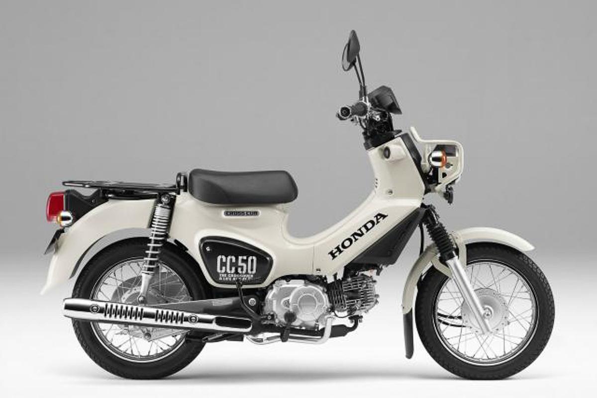 2018 Honda Cross Cub 110 Launched In Japan Bikesrepublic