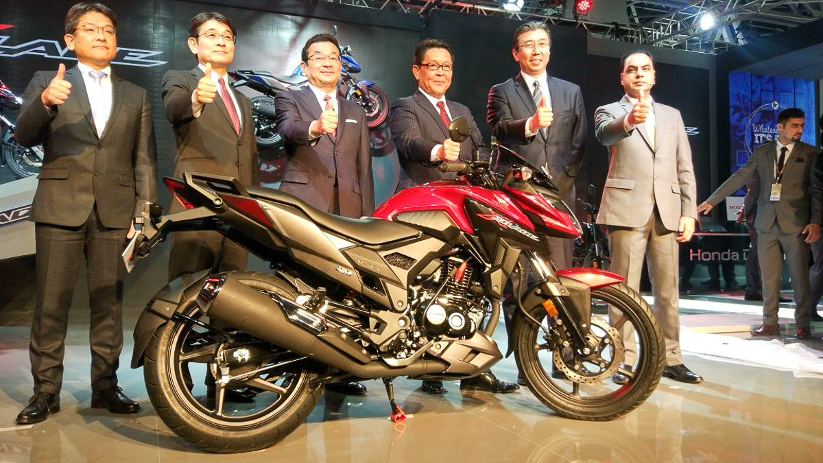 honda x blade price in india