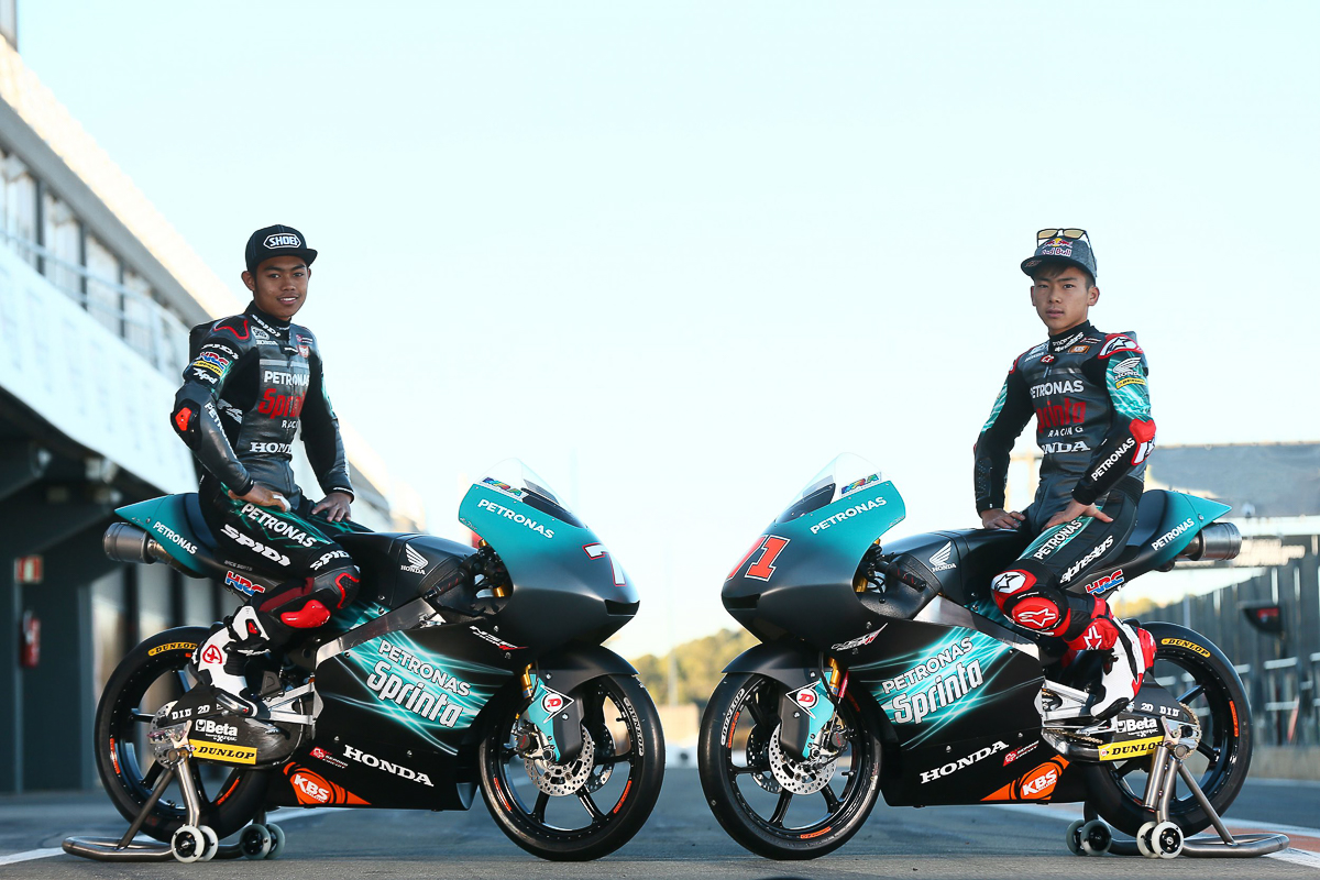 Rumor Jorge And Syahrin Will Probably Be Teammates Motogp
