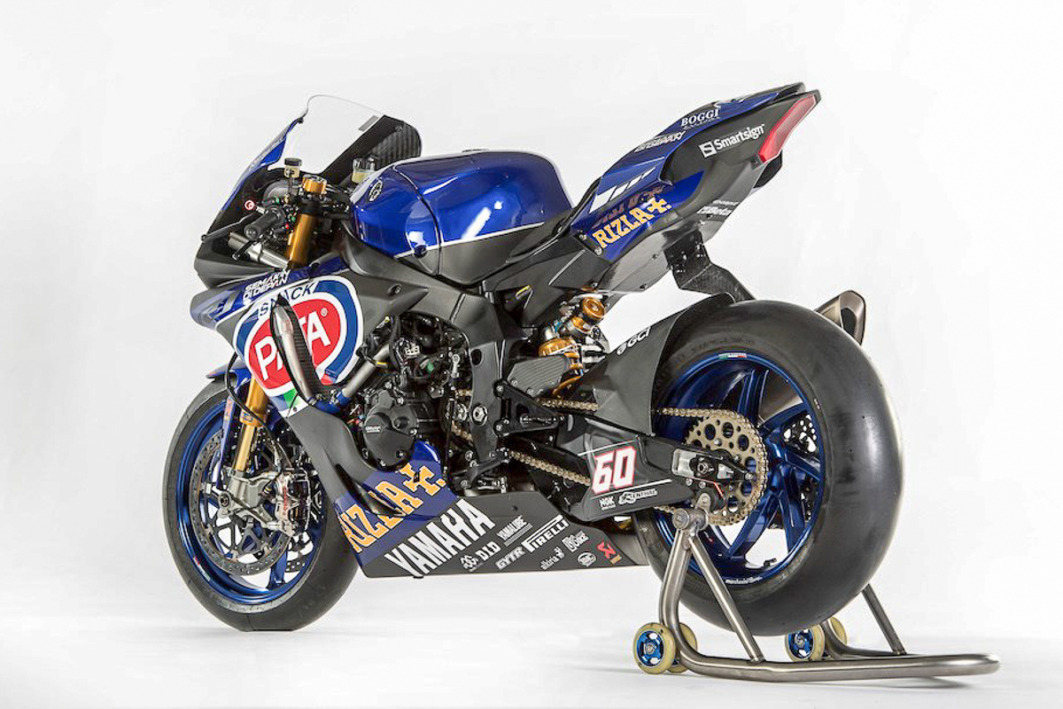 The PATA Yamaha World Superbike Team Is Ready To Bring Their A Game This Year And Hopefully Provide First Ever Victory Since