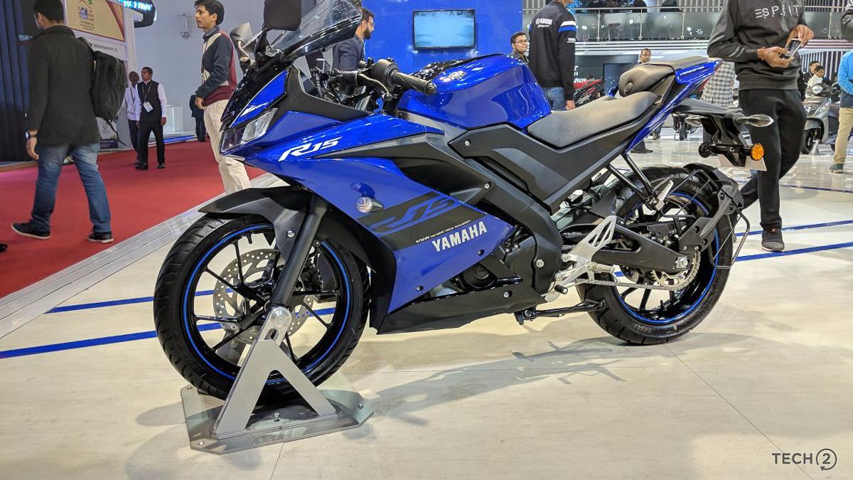 Yamaha Yzf R How Many Cc