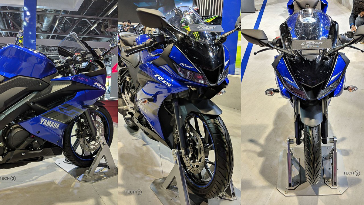 Yamaha R How Many Cc