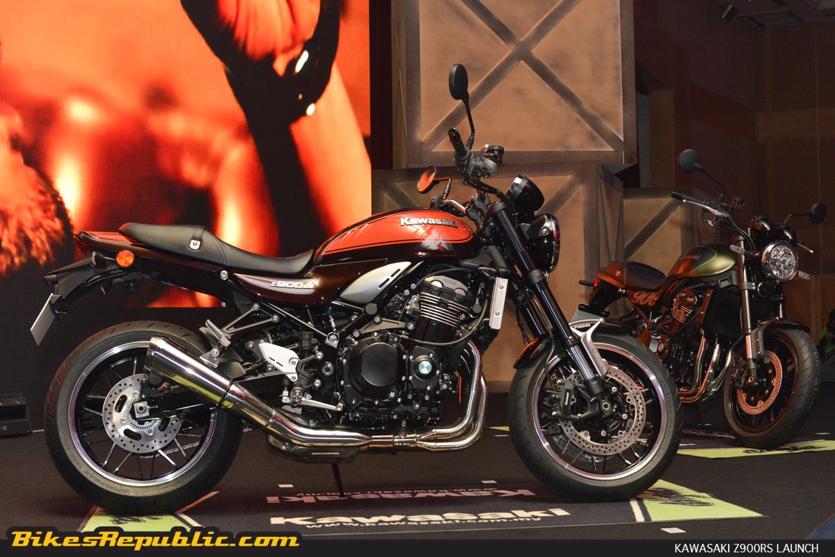 2018 kawasaki z900rs officially launched in malaysia rm67. Black Bedroom Furniture Sets. Home Design Ideas