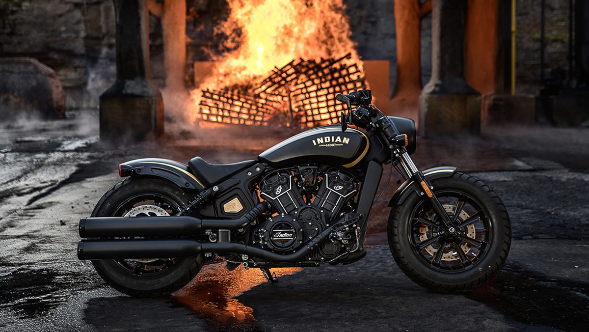 2018 jack daniel s limited edition indian scout bobber unveiled bikesrepublic. Black Bedroom Furniture Sets. Home Design Ideas