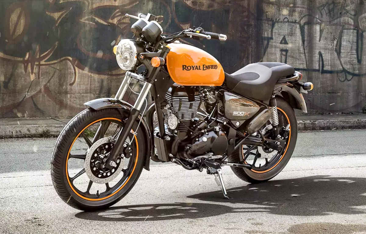 2018 royal enfield thunderbird x unveiled in india from rm9 374 bikesrepublic. Black Bedroom Furniture Sets. Home Design Ideas