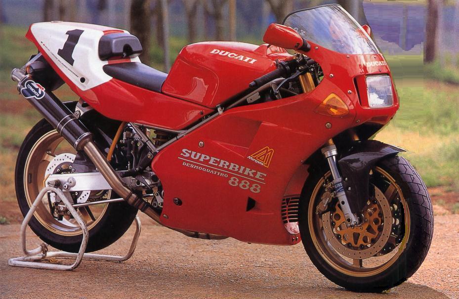 Ducati 888 SP5 - BikesRepublic