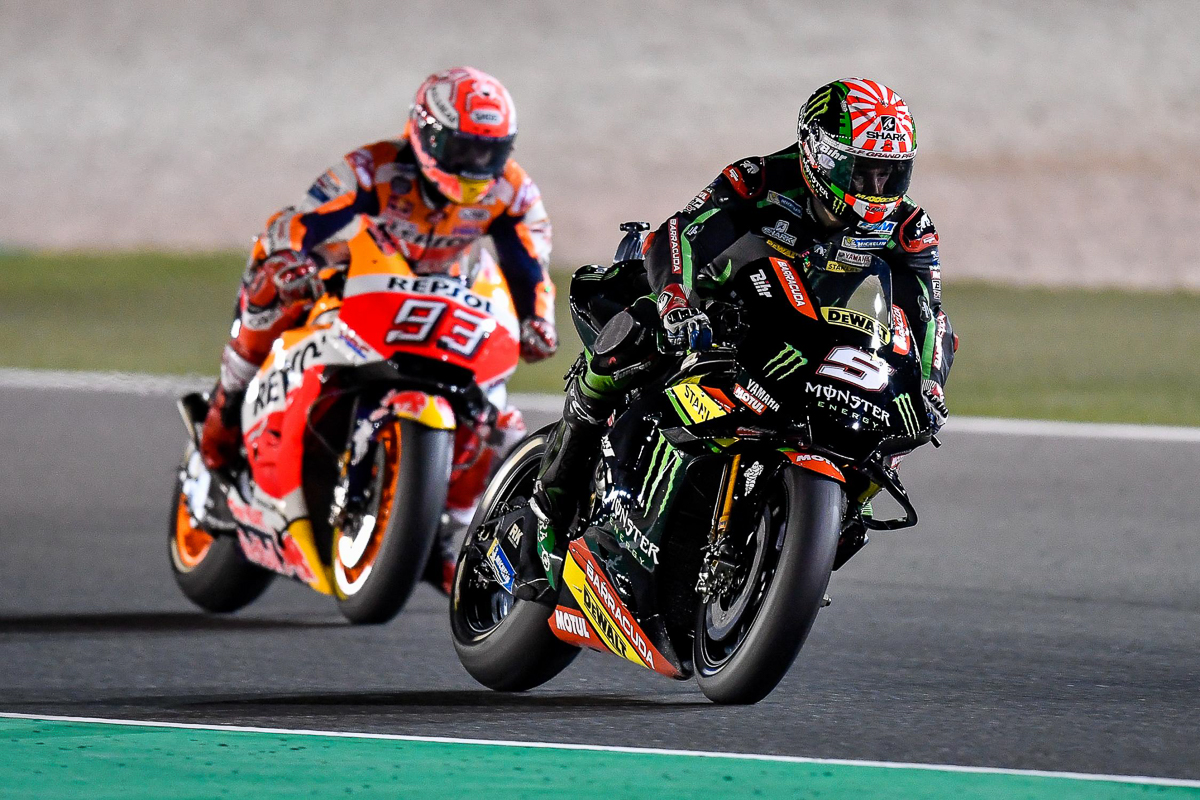 MotoGP: Johann Zarco to race with Repsol Honda ...